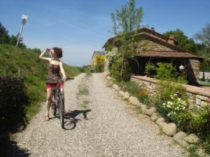 A day at Il Cielo B&B Greve in Chianti
